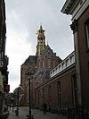 aa-kerk from korenbeurs