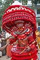 Aadimooliyaadan Theyyam at Edakkad.jpg