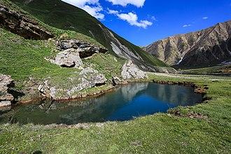 Abano Mineral Lake Natural Monument - Abano Mineral Lake.