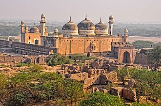 Mir (title) - Image: Abbasi mosque View from Derawar Fort
