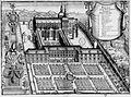 Abbaye Saint-Éloi de Noyon dans Monasticon Gallicanum.jpg