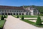 Abbaye de Fontenay-EgliseBatiments.jpg