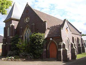 Abbotsford, New South Wales - Image: Abbotsford Presbyterian Church