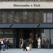 e4b6814b3b9 Abercrombie   Fitch store in New York City