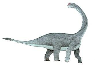 Bathonian - Abrosaurus