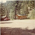 Absaroka cabin in August 1968 02.jpg