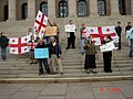 Action for the support of Georgia in Helsinki, Finland (4).jpg
