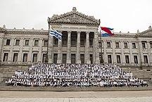Uruguay-Return to democracy (1984–present)-Actividades conmemorativas de las Instrucciones Año XIII 22