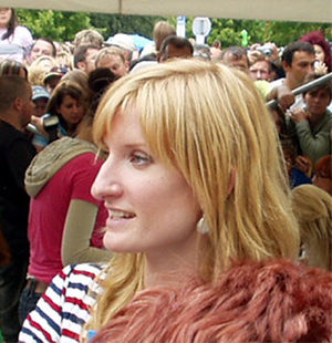 8th OTO Awards - Image: Adela banasova