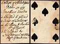 Admission ticket to John Morgan lecture 1771.jpg