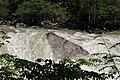 Admont-Weng - Naturdenkmal 958 - Kataraktstrecke der Enns - Pyramide.jpg