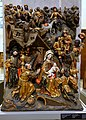Adoration of the Magi, Master Arnt of Kalkar and Zwolle, Lower Rhine, 1480-1485, oak, polychrome - Museum Schnütgen - Cologne, Germany - DSC00094.jpg