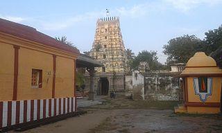 Jakath Rakshaka Perumal temple, Thirukkoodaloor temple in India