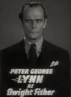 George Lynn (actor) American actor and writer