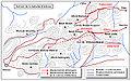 Adwa Map Italians movements during battle of Adwa.jpg