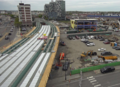 Aerial view of Lechmere station construction, May 2020.png