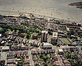 Aerial view of Southend seafront, Leigh cockle sheds and Rectory Grove - geograph.org.uk - 1708006.jpg