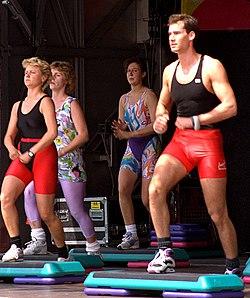 definition of aerobics