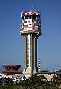 Aeroporto di Palermo-Punta Raisi - Torre di controllo.jpg
