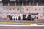 Affiliation of INS Vikramaditya with the Bihar Regiment and No. 6 Squadron, Indian Air Force (2).jpg