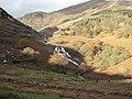 Afon Cwm Llan in spate - geograph.org.uk - 1286464.jpg