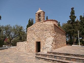 Agios Nikolaos, Crete - Image: Agios Nikolaos in Agios Nikolaos 6073264