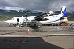 Air Iceland Fokker 50 - Akureyri, Iceland.jpg