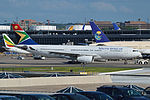 Airbus A330-243 'ZS-SXY' South African Airways (18800017481).jpg