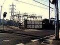 Akatsuka Substation of TEPCO (東京電力赤塚変電所) - panoramio.jpg