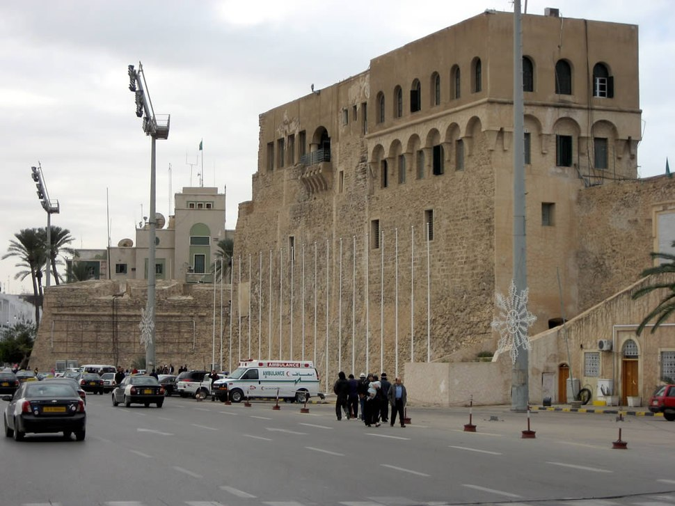 Al-Saraya al-Hamra Fortress, Tripoli (5282695461)