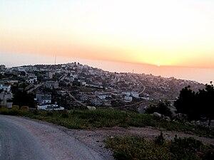 Ajloun Governorate - Image: Al Wahadina