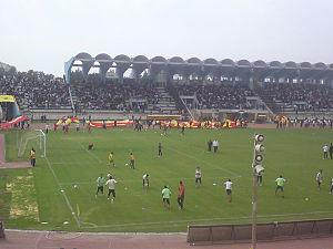 Al-Assad Stadium - Image: Al assad stadium latakia
