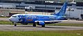 Alaska Airlines 737 in Make-a-Wish colors (6310591121).jpg