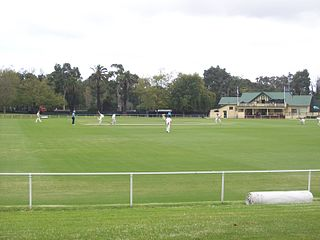 Albert Cricket Ground