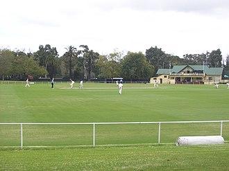 Albert Cricket Ground - Image: Albert Cricket Ground