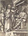 Albrecht Dürer - Christ before Herod (NGA 1943.3.3648).jpg