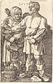 Albrecht Dürer - Peasant Couple at Market (NGA 1943.3.3542).jpg