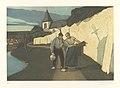 Album 8 estampes (en couleurs) (04) - Retour des champs, print by Armand Apol (1879-1950), Belgium, Prints Department of the Royal Library of Belgium, S.III 112560.jpg