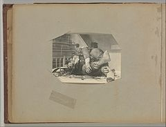 Album of Paris Crime Scenes - Attributed to Alphonse Bertillon. DP263655.jpg