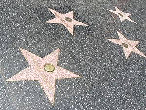 Cinema of the United States - Hollywood Walk of Fame