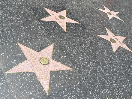 Walk of Fame Aleja Gwiazd w Hollywood 84.JPG