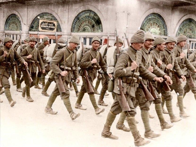 Aleppo-OttomantroopsTopicalpressagency