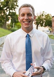 Alex Morse American politician