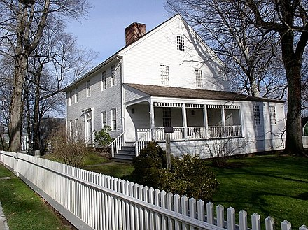 Alexander King House in Suffield, Connecticut AlexanderKingHouseSuffieldCT.jpg