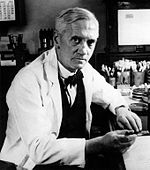 Alexander Fleming: subscriptio