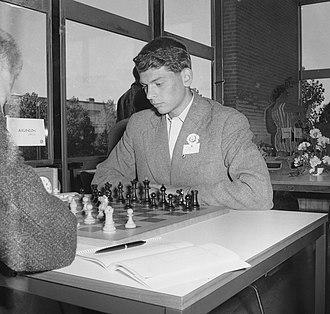 World Junior Chess Championship - Kuindzhi (USSR) in 1961