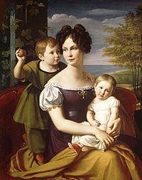 Alexandrina mecklenburgi nagyhercegné gyermekeivel.jpg