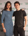 Alexia Tsotsis and Pavel Durov in 2013 (cropped).png