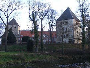 Rheda, Germany - Rheda Castle
