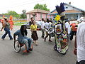 Algiers Mardi Gras Indians celebration 2016 17.JPG